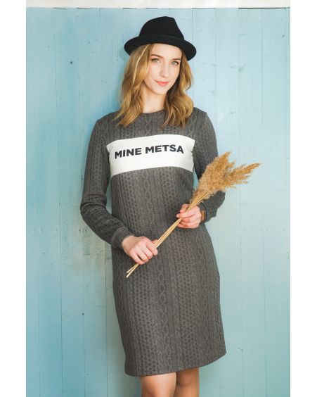 GREY MINE METSA KNIT DRESS
