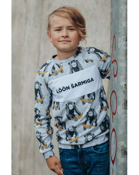 SWEATER LÖÖN ŠARMIGA FOR KIDS