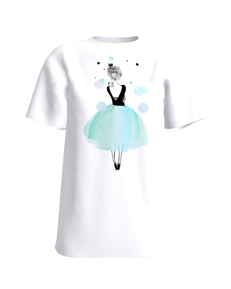 WINTER GIRL T-SHIRT WHITE