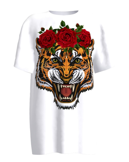 Rosy Tiger T-Shirt