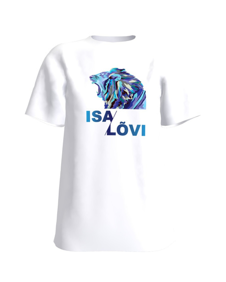 ISA/LÕVI blue/white