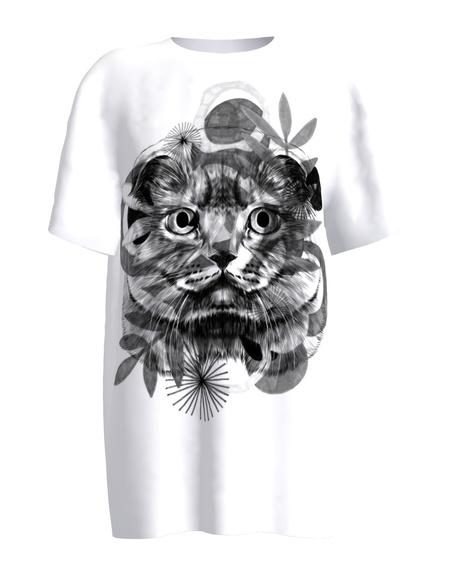 Camo Meow T-Shirt