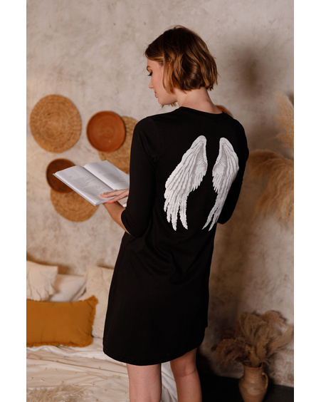 ANGEL BLACK DRESS