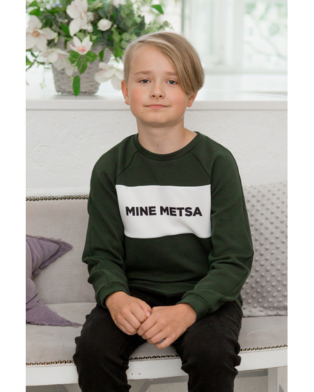 MINE METSA KIDS SWEATSHIRT