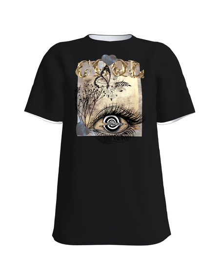 EYE T-Shirt H UNISEX black