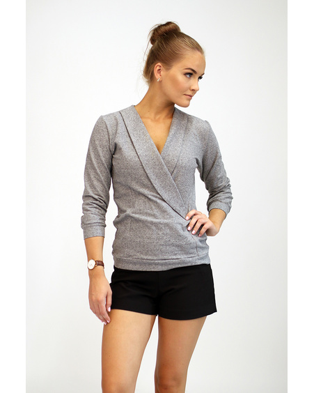 GREY MOON SWEATER