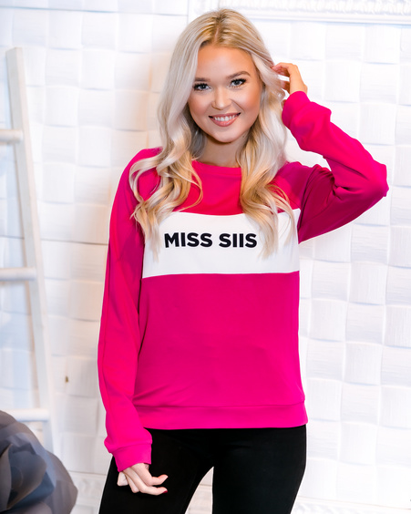 FUCHSIA MISS SIIS SWEATER