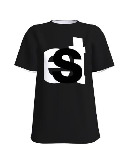 T-Shirt H UNISEX black