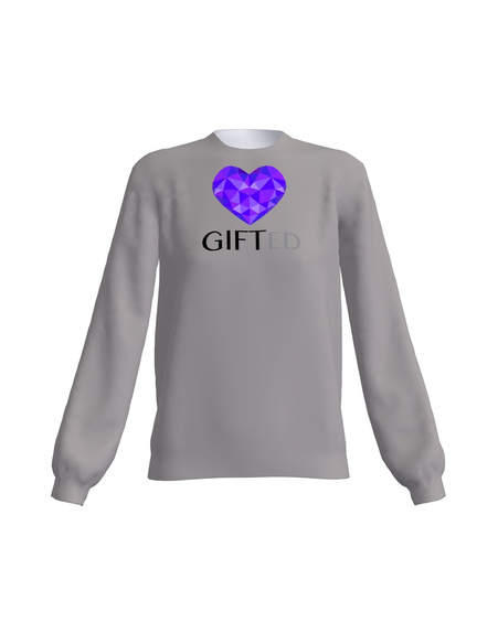 Gifter Purple Heart Brushed