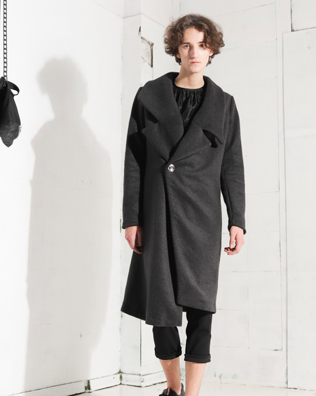 ASYMMETRICAL COAT MARQUESS