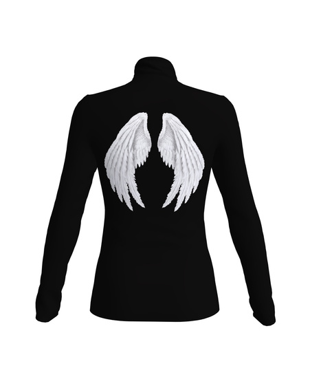ANGEL PULLOVER BLACK