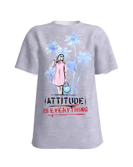 T-shirt ATTITUDE