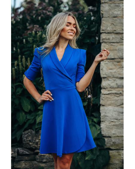 BLUE MINI MOON DRESS