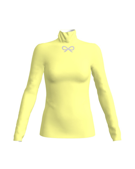TD SIGNATURE BOW PULLOVER YELLOW
