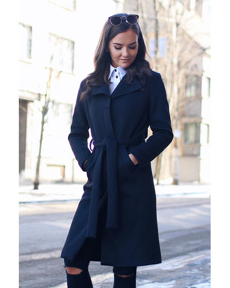 BLACK DREAM COAT