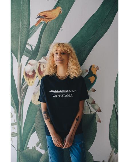 VASTUTAMA BLACK T-SHIRT