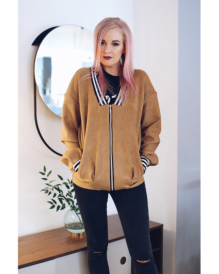 ADELE SUEDE BOMBER