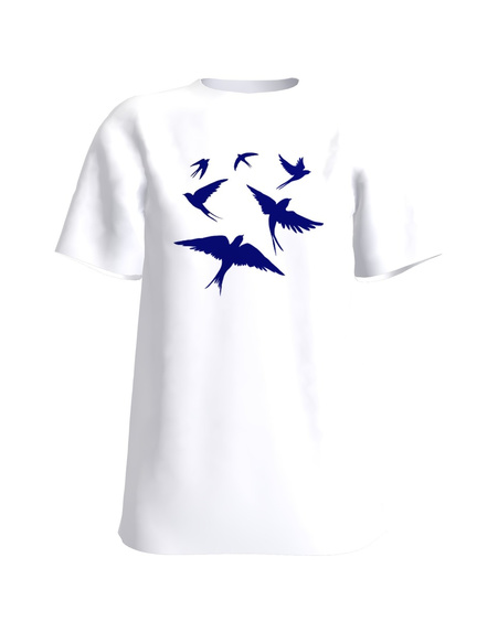 T-Shirt UNISEX white