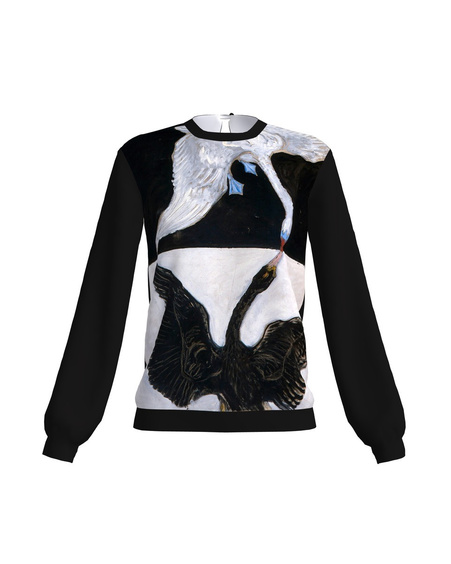 BLACK SWANS SWEATER