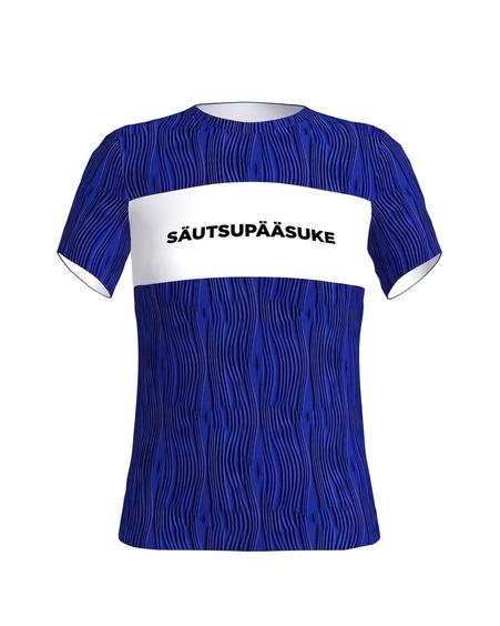 BLUE SÄUTSUPÄÄSUKE