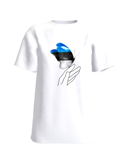 T-Shirt  EV butterfly