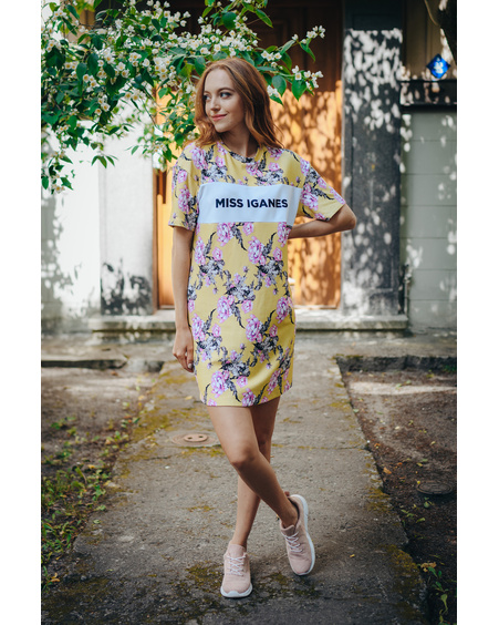 HAWAI MISS IGANES OVERSIZE DRESS