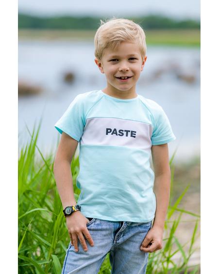 PASTE KIDS T-SHIRT AGUA