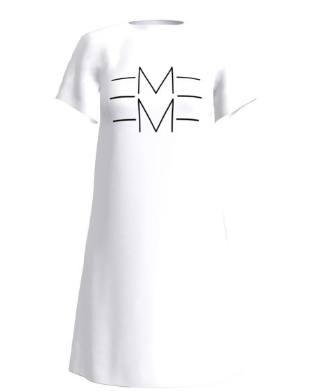 EMME DRESS WHITE