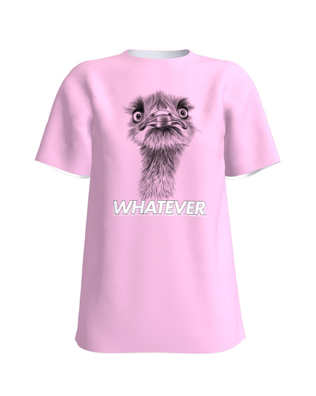 T-Shirt PINK WHATEVER