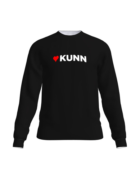 KUNN SWEATSHIRT BLACK