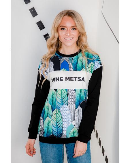 MINE METSA LEAFY SWEATER