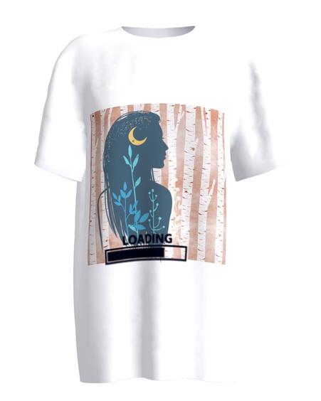 T-Shirt Forest Power