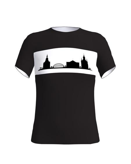 BLACK CITY PÄRNU T SHIRT