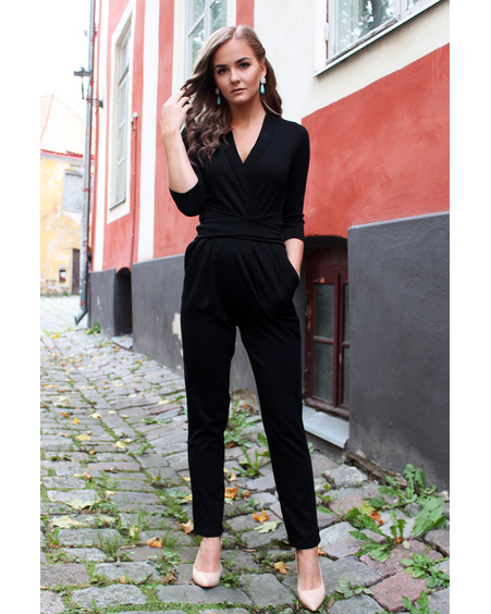 ELEGANT JUMPSUIT BLACK